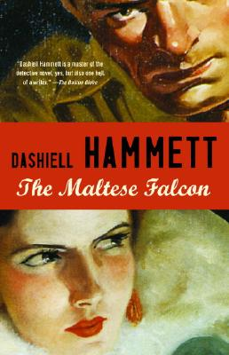 book-The Maltese Falcon