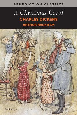book-A Christmas Carol (Illustrated in Color by Arthur Rackham)
