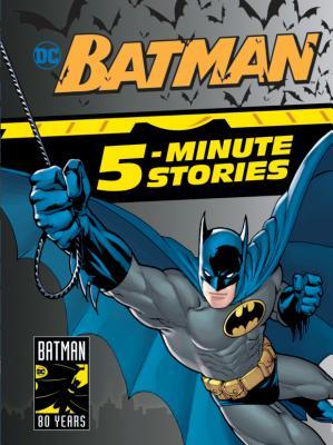 book-Batman 5-Minute Stories (DC Batman)