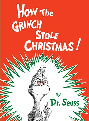 book-How the Grinch Stole Christmas!