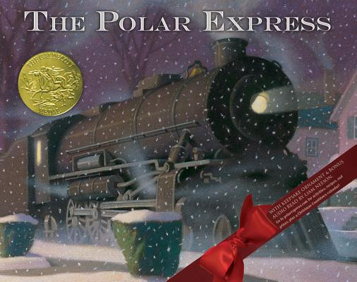book-Polar Express 30th Anniversary Edition