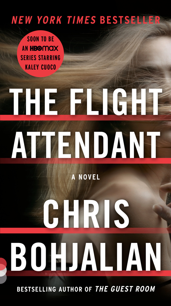book-The Flight Attendant