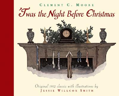 book-'twas the Night Before Christmas