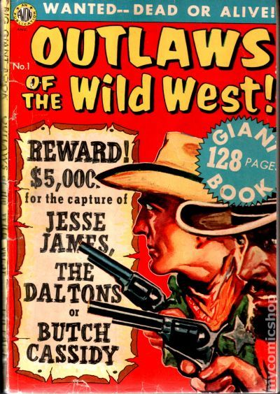 The Internet. It is the Wild Wild West!