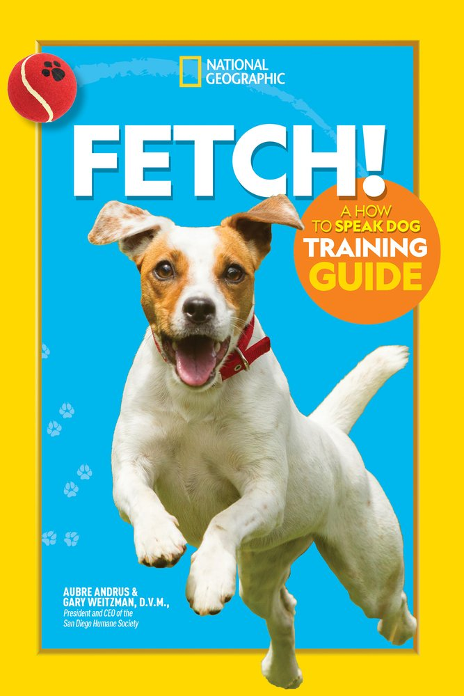 book-Fetch! a How to Speak Dog Training Guide