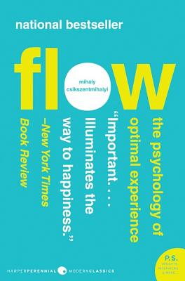book-Flow-The Psychology of Optimal Experience