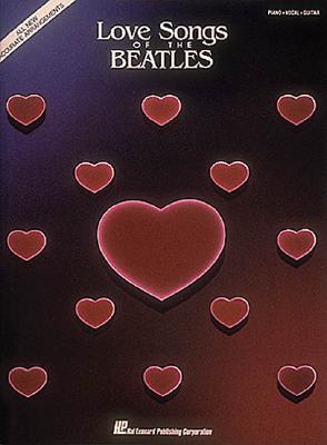 book-Love Songs of the Beatles (Revised)