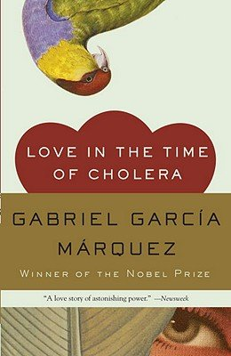 book-Love in the Time of Cholera