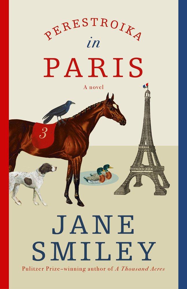 book-Perestroika in Paris