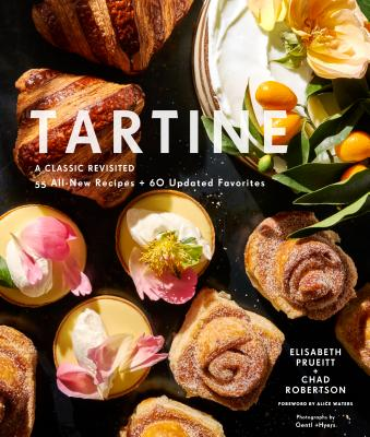 book-Tartine-A Classic Revisited-68 All-New Recipes + 55 Updated Favorites (Baking Cookbooks, Pastry Books, Dessert Cookbooks, Gifts for Pastry Chefs)