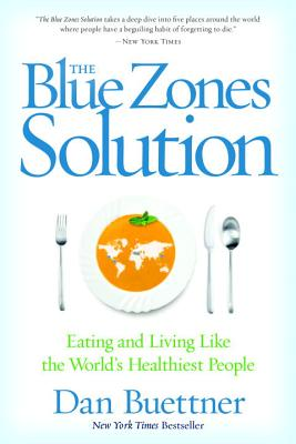 book-The Blue Zones Solution-Eating and Living Like the World's Healthiest People