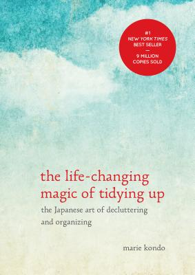 book-The Life-Changing Magic of Tidying Up-The Japanese Art of Decluttering and Organizing