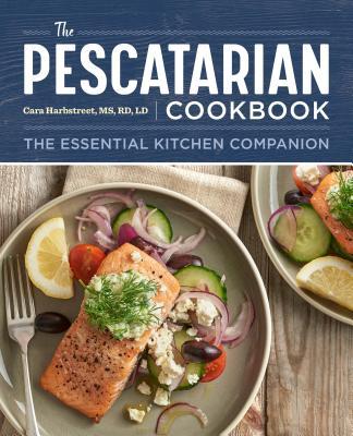 book-The Pescatarian Cookbook-The Essential Kitchen Companion