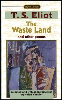 book-The Waste Land and Other Poems-Including the Love Song of J. Alfred Prufrock
