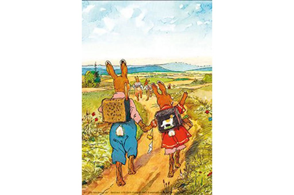 HasenschuleSixtus-BooksonthePond-rabbit
