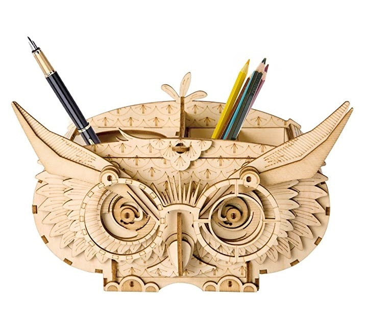 Owl Pen Box