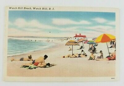 Post Cards from Block Island and South County, RI, c. 1910