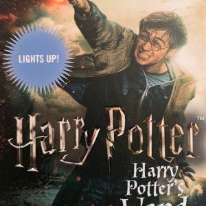 "Harry Potter's 8"" Light Up Wand"