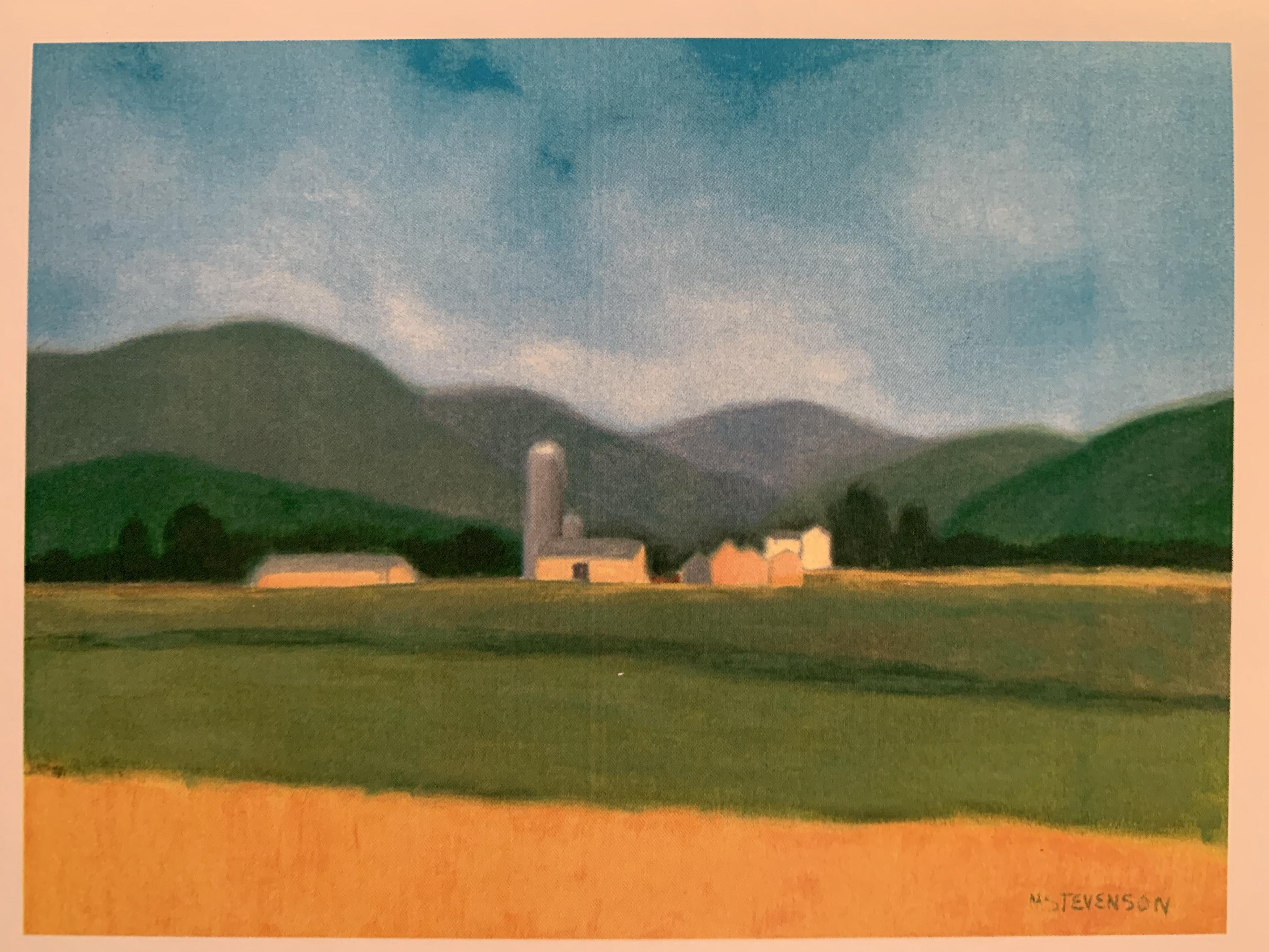 Meta wee Valley Vermont Cards