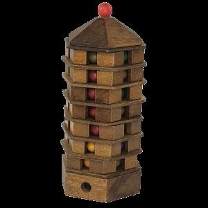 Aztec Ghost Tower by True Genius